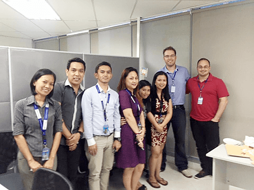 My Offshore Loan Processing Team In Manila