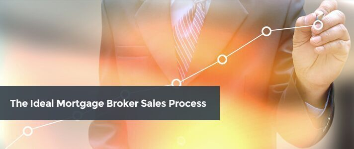 Mortgage Broker Sales Process Cover