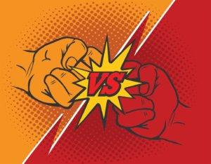 Battle between focus and diversification