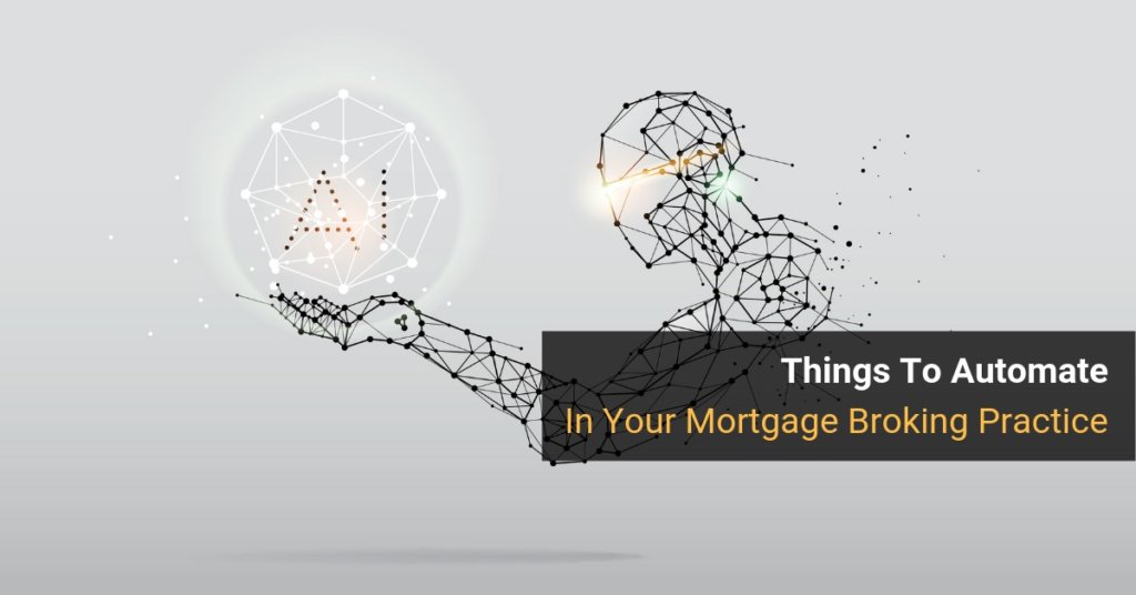 Mortgage Broker Automation Cover