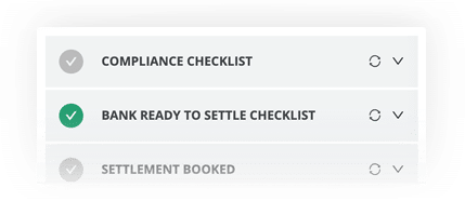 Broker checklists