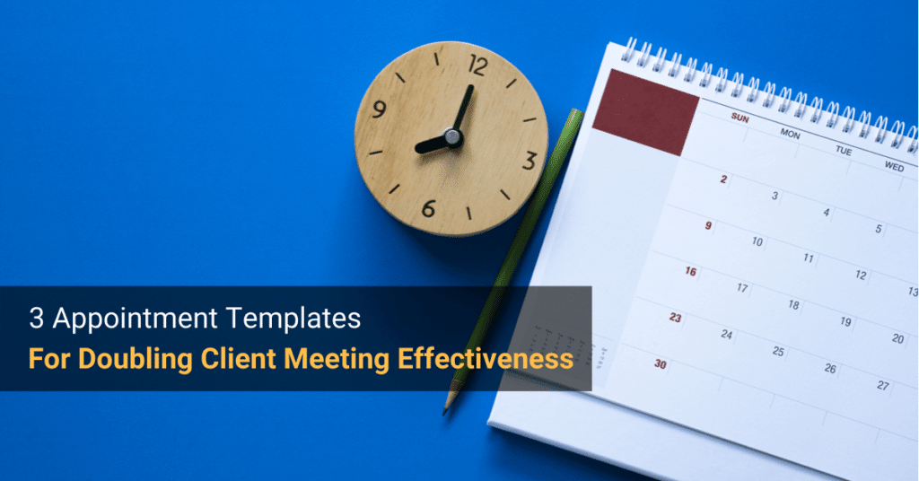 Mortgage Broker Appointment Templates