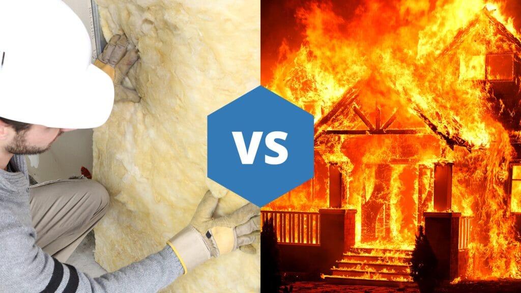 Fireproofing vs Firefighting